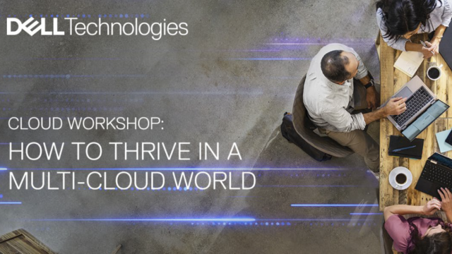 Cloud Workshop: How to thrive in a multi-cloud world