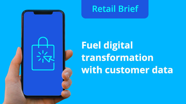 Retail Brief Ep. 1: Fuel digital transformation in crisis mode