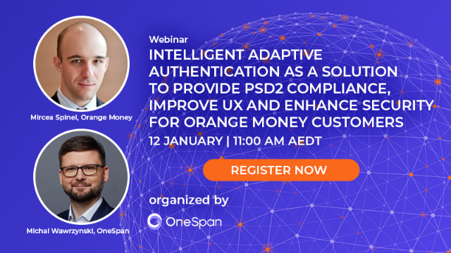 Intelligent Adaptive Authentication As A Solution For Orange Money Customers