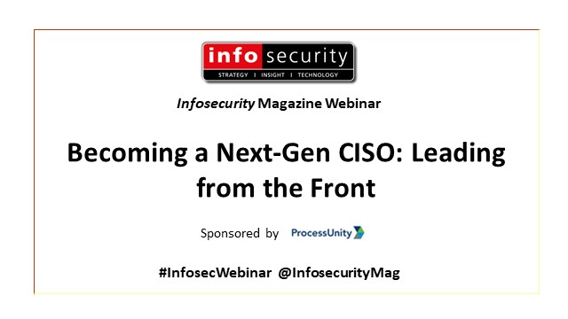 Becoming a Next-Gen CISO: Leading from the Front