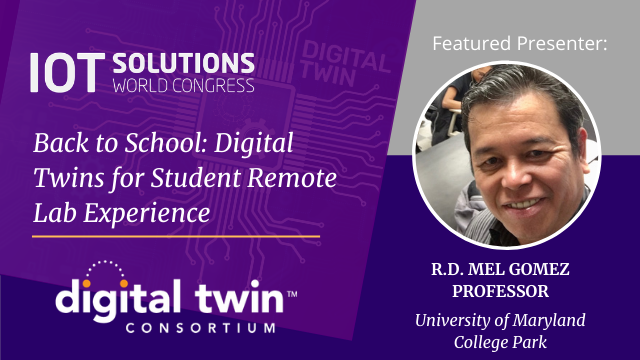 Back to School: Digital Twins for Student Remote Lab Experience
