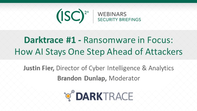 Darktrace #1: Ransomware in Focus: How AI Stays One Step Ahead of Attackers