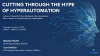 Cutting Through the Hype of Hyperautomation