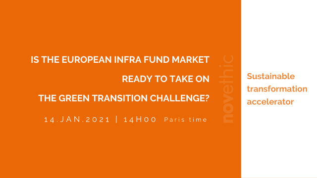 Is the EU Infrastructure market ready to take on the Green Transition Challenge?