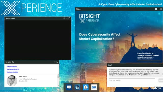 BitSight xPerience: Does Cybersecurity Affect Market Capitalization?