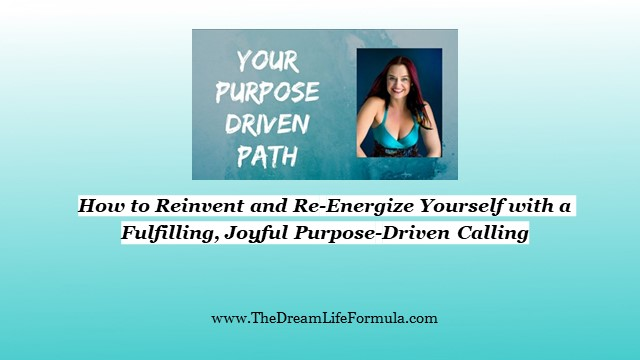 Your Purpose-Driven Path