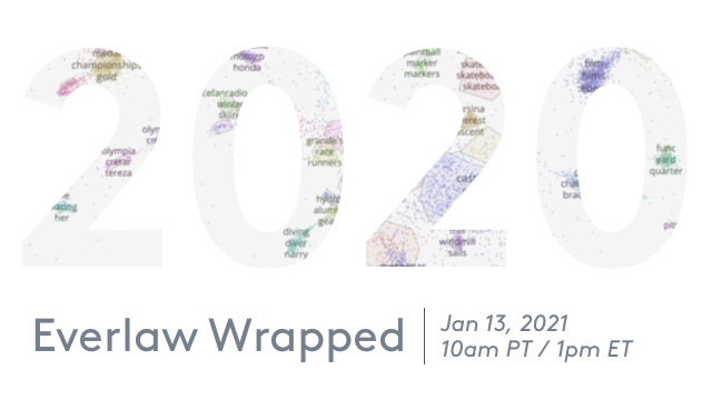 Everlaw Wrapped 2020: A Year in Review
