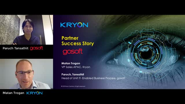 GoSoft Implements Kryon Full-Cycle Automation to Streamline Business Processes