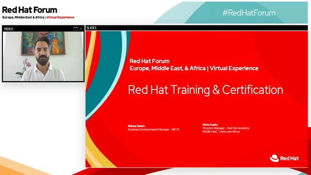 Red Hat Training & Bridging the Gap between Education and Industry