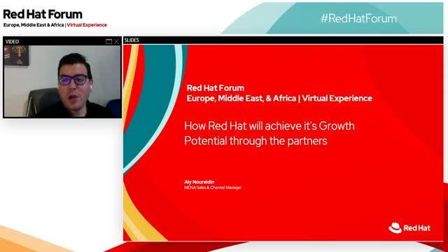 How Red Hat will achieve it's Growth Potential through the partners