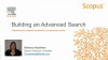 Building an Advanced Search on Scopus