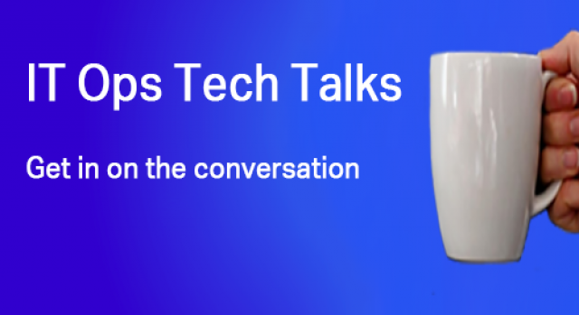 IT Ops Tech Talk - How to reduce IT Operational Complexity in 2021