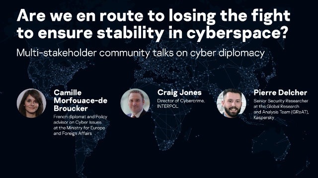 Are we en route to losing the fight to ensure stability in cyberspace?