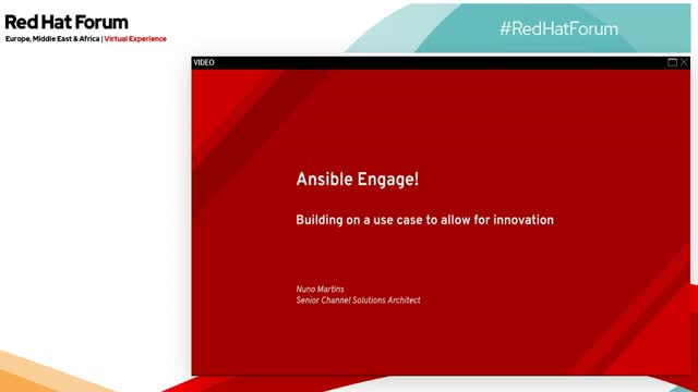 Ansible Engage!