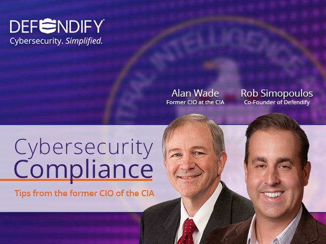 Cybersecurity Compliance: Expert Tips from the former CIO of the CIA