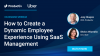 How to Create a Dynamic Employee Experience Using SaaS Management