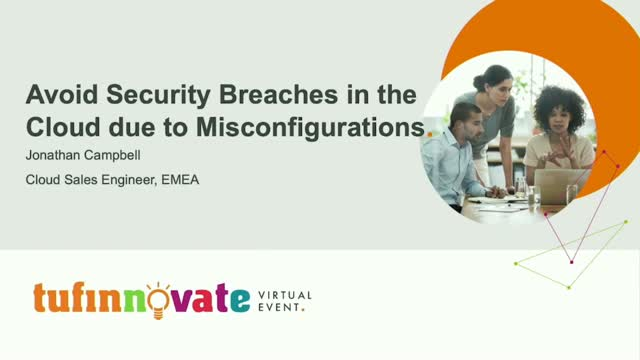 Avoid Security Breaches in the Cloud Due to Misconfigurations