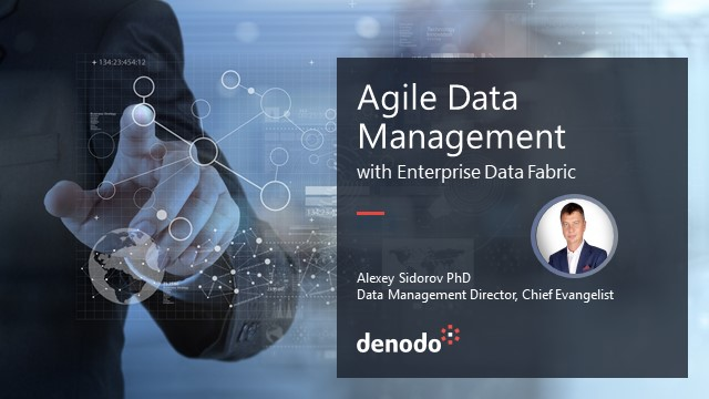 Agile Data Management with Enterprise Data Fabric