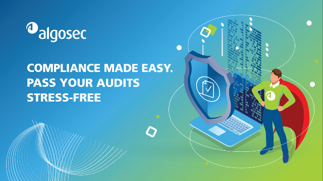 Compliance made easy. Pass your audits stress-free.