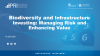 Biodiversity and Infrastructure Investing: Managing Risk and Enhancing Value
