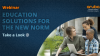 Education Solutions for the new Norm