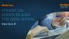 Financial Services and the new Norm