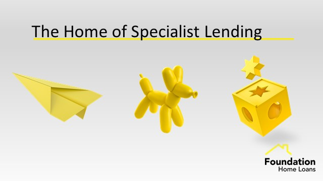 Foundation Homeloans - The Home of Specialist Lending
