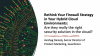 Rethink Your Firewall Strategy in Your Hybrid Cloud Environments