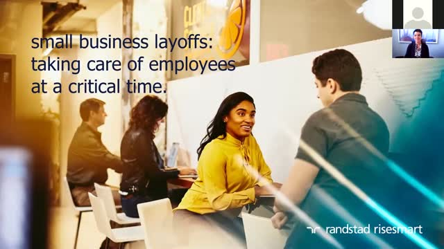 Small Business Layoffs: Taking Care of Employees at a Critical Time