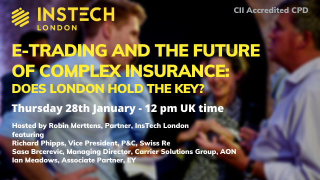 E-Trading and the Future of Complex Insurance – Does London Hold the Key?