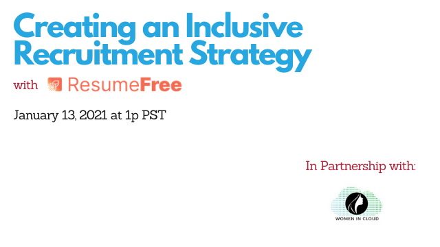 Creating an Inclusive Recruitment Strategy
