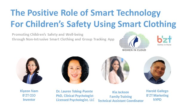 The Positive Role of Smart Technology For Child Safety Enclosed Within Clothing