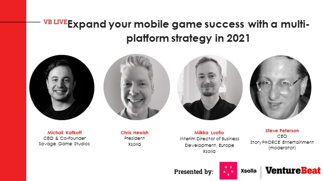 Expand your mobile game success with a multi-platform strategy in 2021