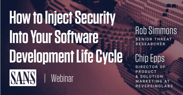 How to Inject Security Into the Software Development Lifecycle