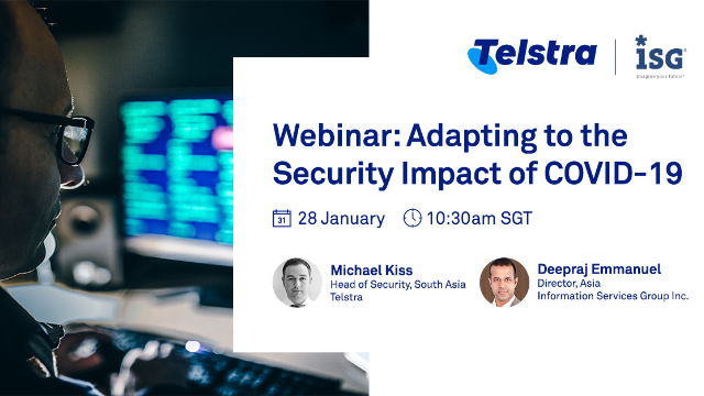 Adapting to the Security Impact of COVID-19