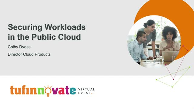 Securing Workloads in the Public Cloud