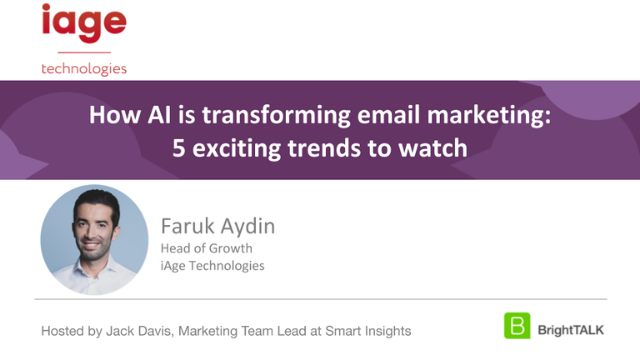 How AI is transforming email marketing: 5 exciting trends to watch