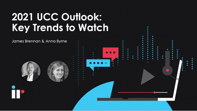 2021 UCC Outlook: Key Trends to Watch