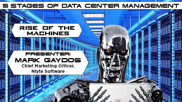 5 Stages of Data Center Management – The Rise of the Machines