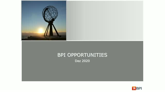 BPI Opportunities - 2020 and beyond