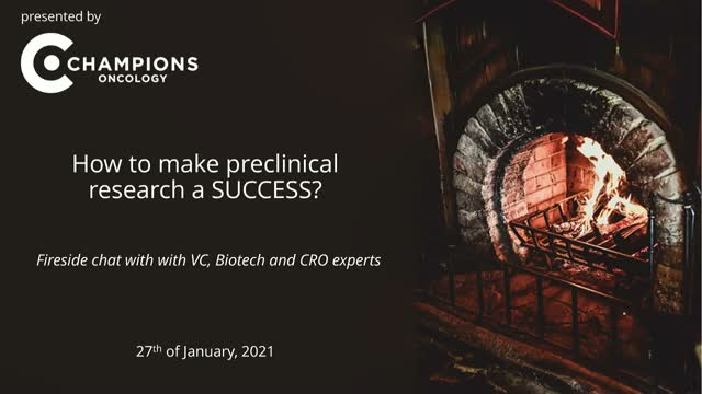 How to Make Preclinical Research a SUCCESS