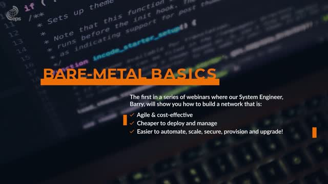 Bare Metal Basics: The Beginnings; Hardware; Software; and Use Cases