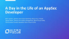 A Day in the Life of an AppSec Developer
