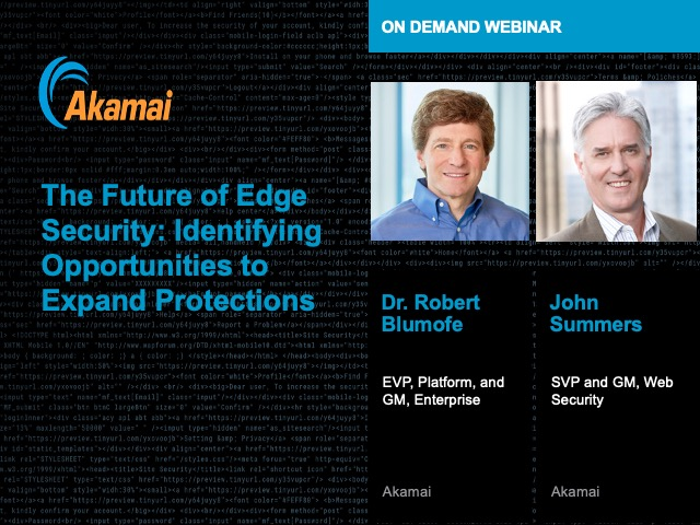 The Future of Edge Security: Identifying Opportunities to Expand Protections