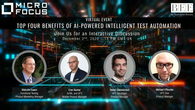 Top four benefits of AI-Powered Intelligent Test Automation