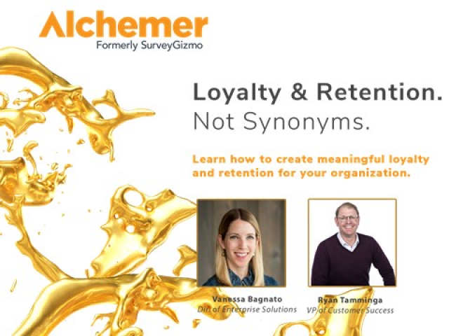 Loyalty and Retention. Not Synonyms.