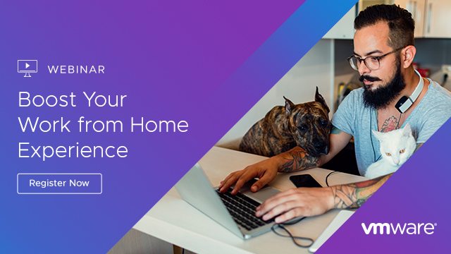Boost Your Work from Home Experience
