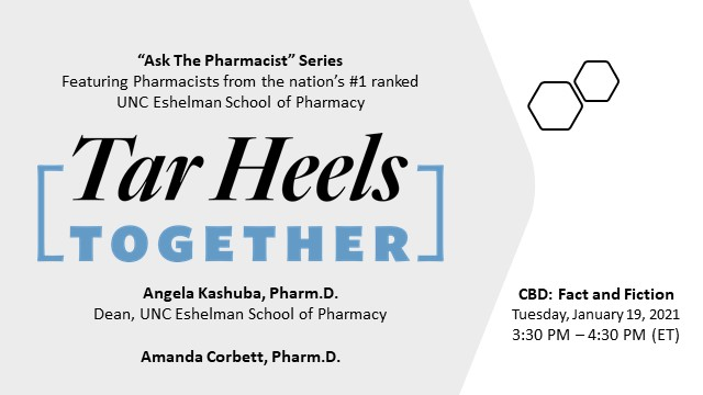 Ask The Pharmacist: CBD Fact and Fiction