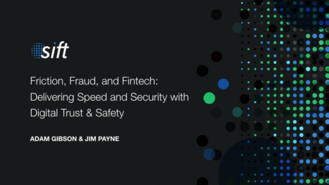 Friction, Fraud, and Fintech: Delivering Speed and Security with DT&S