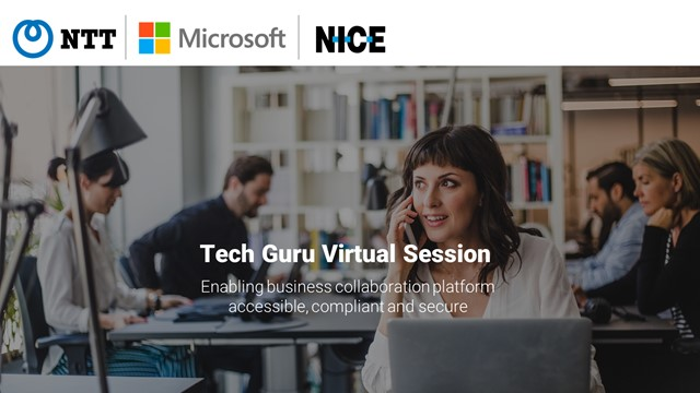 Tech Guru Virtual Session – Enabling Business Collaboration (Bahasa Indonesia)